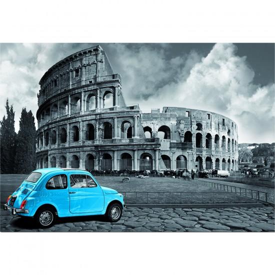Puzzle 1000 pièces : Le Colisée, Rome - Educa-15548