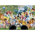 Puzzle 1000 pièces : Le merveilleux monde de Disney