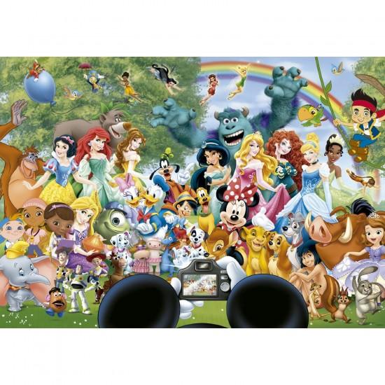 Puzzle 1000 pièces : Le merveilleux monde de Disney - Educa-16297