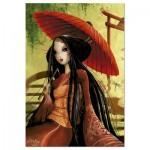 Puzzle 1000 pièces : L'ombrelle, Misstigri