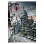 Puzzle 1000 pièces : Montmartre, Paris