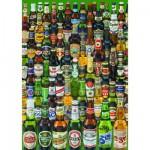 Puzzle 1000 pièces - Bières
