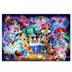 Puzzle 1000 pièces - Disney Family : Le rêve de Mickey