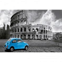 Puzzle 1000 pièces miniature : Colisée, Rome