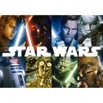 Puzzle 1500 pièces : Star Wars