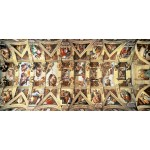 Puzzle 18000 pièces : Chapelle Sixtine