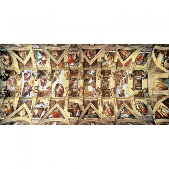 Puzzle 18000 pièces : Chapelle Sixtine - Educa-16065