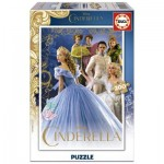 Puzzle 200 pièces : Cendrillon, le Film