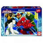 Puzzle 200 pièces : Ultimate Spider-Man