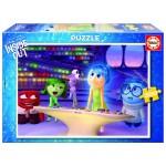 Puzzle 200 pièces : Vice-Versa (Inside out)