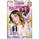 Puzzle 200 pièces : Violetta