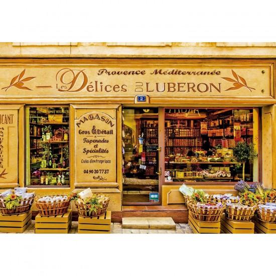 Puzzle 2000 pièces : Les Délices du Lubéron - Educa-16317