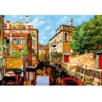 Puzzle 2000 pièces : Venise sous le soleil