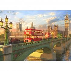 Puzzle 2000 pièces : Westminster, Londres