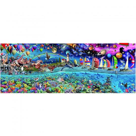 Puzzle 24000 pièces - La vie - Educa-13434