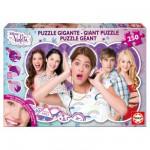 Puzzle 250 pièces géant : Violetta