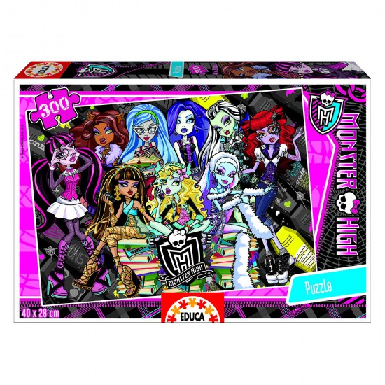 Puzzle 300 pièces : Monster High - Educa-15631