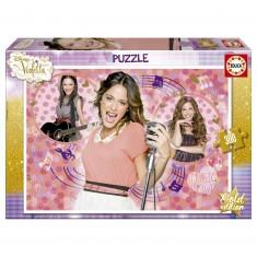 Puzzle 300 pièces : Violetta et ses amies