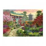 Puzzle 3000 pièces : Jardin japonais