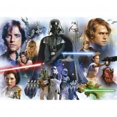 Puzzle 3000 pièces : Star Wars