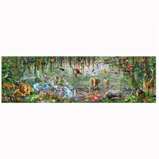 Puzzle 33600 pièces : Vie sauvage - Educa-16066