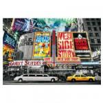 Puzzle 4000 pièces : Théâtre de New York