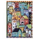Puzzle 500 pièces : 6 PM, Karla Gerard