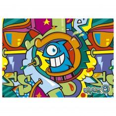 Puzzle 500 pièces : El Pez