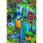 Puzzle 500 pièces : Paradis tropical