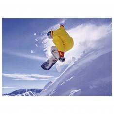 Puzzle 500 pièces : Snowboard