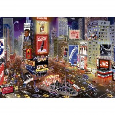 Puzzle 8000 pièces : Times Square, New York