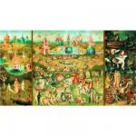 Puzzle 9000 pièces - Le jardin des délices