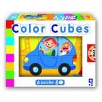 Puzzle 6 cubes : Les véhicules