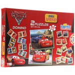 Superpack Cars 2 : Memory, puzzles et dominos