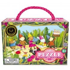 Puzzle 20 pièces : Parade d'anniversaire