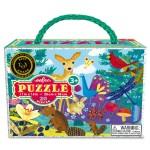 Puzzle 20 pièces : Vie sur Terre