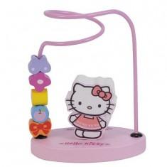 Labyrinthe à fils Hello Kitty : Rose