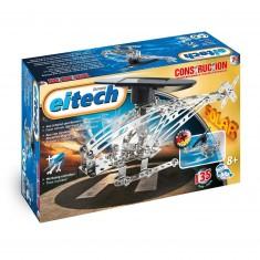 Construction mécanique : Hélicoptère à énergie solaire