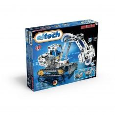 Construction mécanique : Pelleteuse 320 pièces