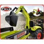 Accessoire pour Tracteurs à pédales  Excavatrice Digger verte