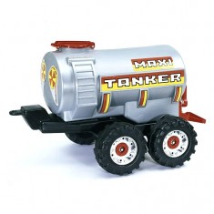 Accessoire pour Tracteurs à pédales  Remorque Citerne Tanker Maxi