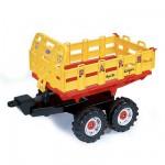 Accessoire pour Tracteurs à pédales  Remorque wagon farm maxi