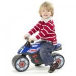 Porteur Moto Xracer : Bleu