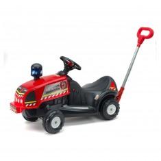 Porteur Camion de pompier avec canne