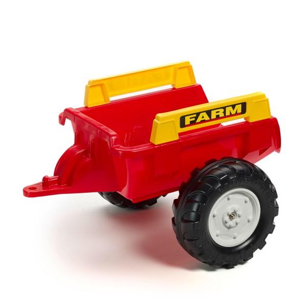 Remorque de tracteur Farm rouge - Falk-895K