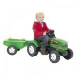 Tracteur à pédales avec remorque - Farm Master