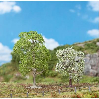 Modélisme : Végétation : Arbres Premium : 2 cerisiers sauvages - Faller-181190