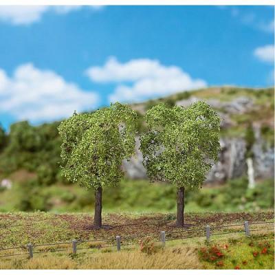 Modélisme : Végétation : Arbres Premium : 2 ormes - Faller-181191