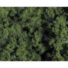 Modélisme : Végétation Premium : Feuillage vert clair : 290 ml