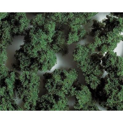 Modélisme : Végétation Premium : Flocons grossiers vert moyen : 290 ml - Faller-171556